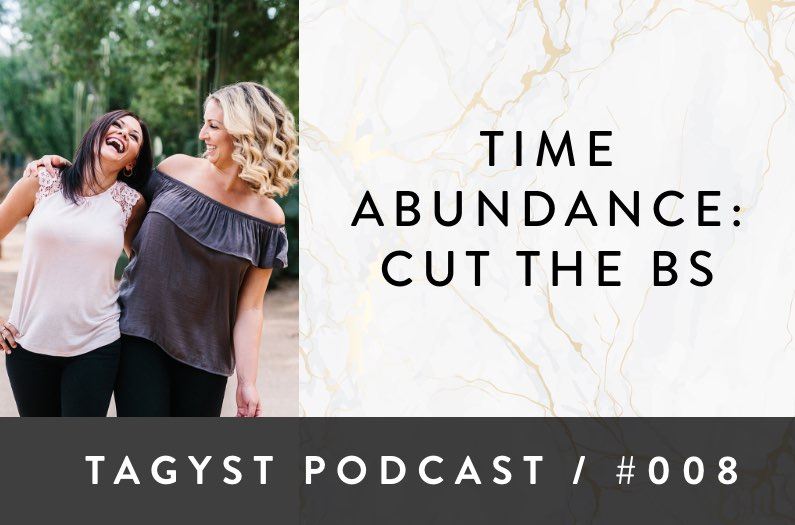 No 8: Time Abundance – Cut The BS