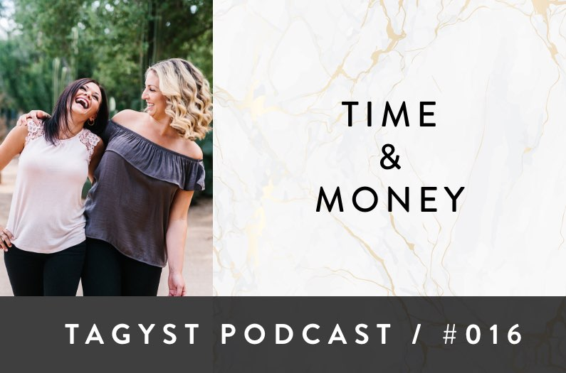 No 16: Time and Money