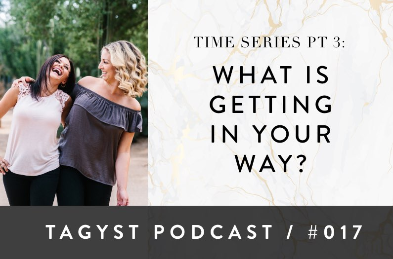 No 17: Time Series Pt 3 – What is Getting in Your Way?