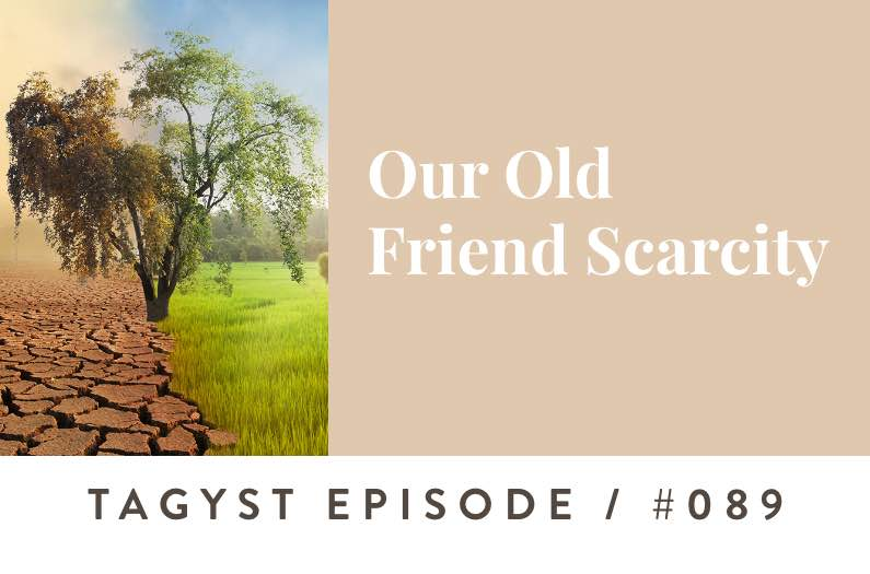 #89: Our Old Friend Scarcity
